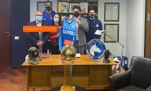 """La Coppa Italia arriva nella sede di Generazione Vincente. L'AD Alfredo Amoroso: """"Un progetto solido che punta in alto"""""""