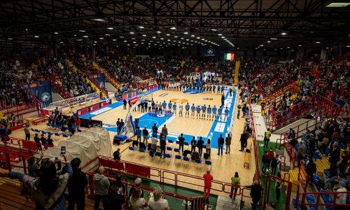 Impresa della Gevi Napoli Basket, battuta la Virtus Bologna!